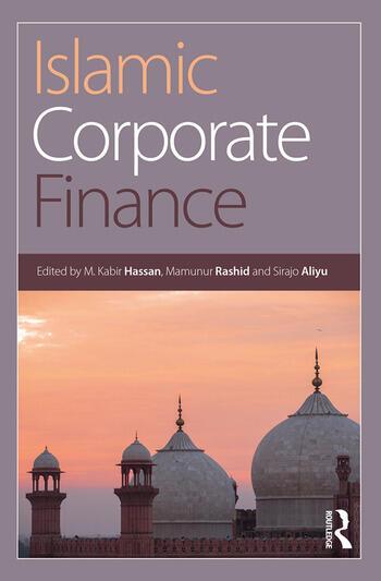 Islamic Corporate Finance book cover