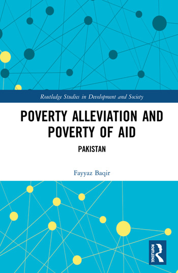 Poverty Alleviation and Poverty of Aid Pakistan book cover