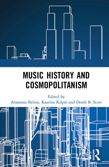 Music History and Cosmopolitanism book cover