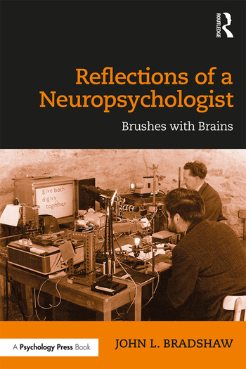 Reflections of a Neuropsychologist Brushes with Brains book cover