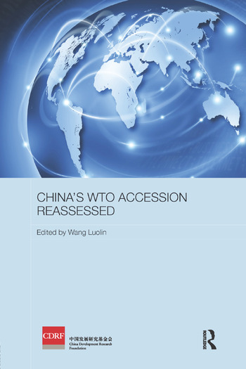 China's WTO Accession Reassessed book cover