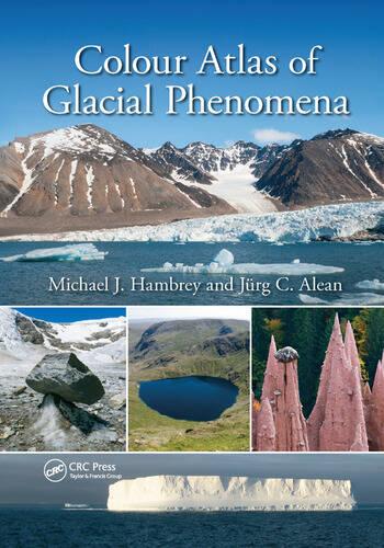 Colour Atlas of Glacial Phenomena book cover