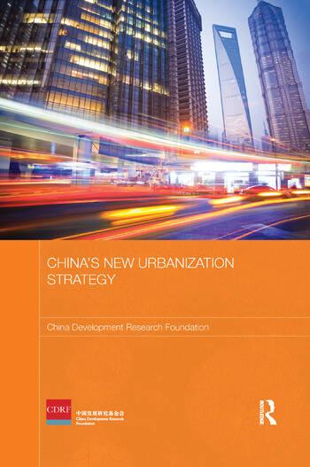 China's New Urbanization Strategy book cover