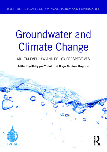 Groundwater and Climate Change Multi-Level Law and Policy Perspectives book cover