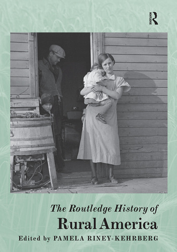 The Routledge History of Rural America book cover