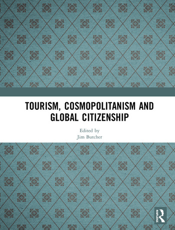 Tourism, Cosmopolitanism and Global Citizenship book cover