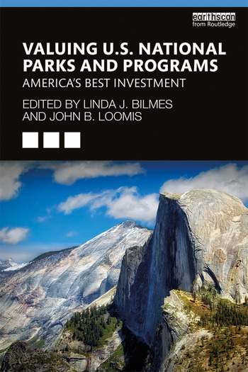 Valuing U.S. National Parks and Programs America's Best Investment book cover