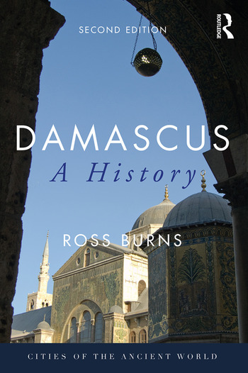 Damascus A History book cover