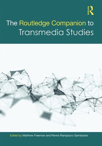 The Routledge Companion to Transmedia Studies book cover