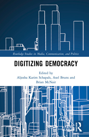 Digitizing Democracy book cover