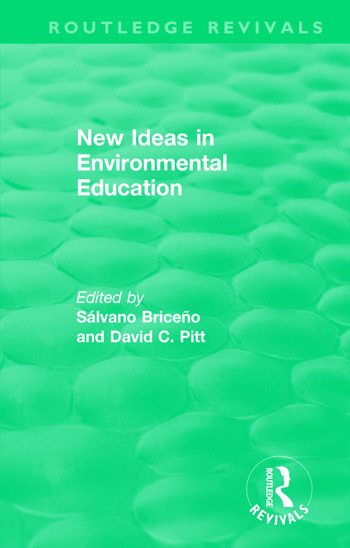 New Ideas in Environmental Education book cover