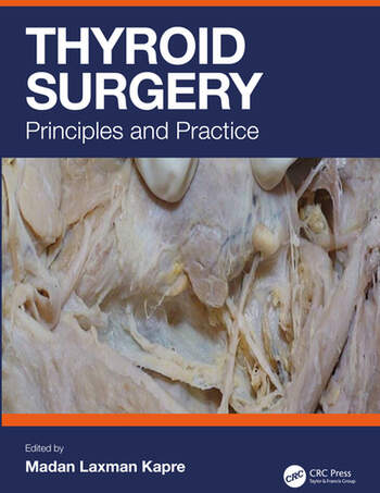 Thyroid Surgery Principles and Practice book cover