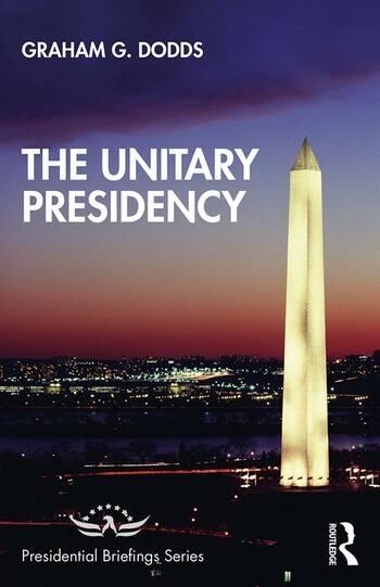 The Unitary Presidency book cover