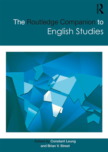 The Routledge Companion to English Studies book cover