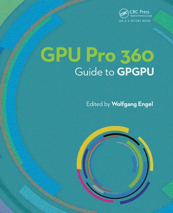 GPU PRO 360 Guide to GPGPU book cover