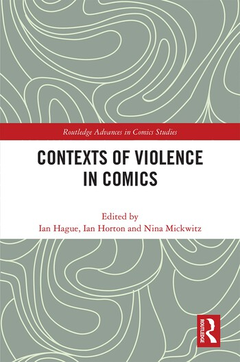 Contexts of Violence in Comics book cover