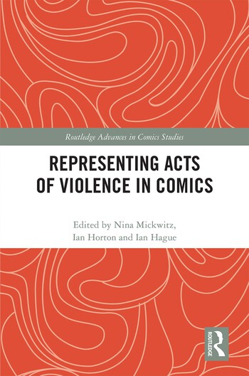 Representing Acts of Violence in Comics book cover