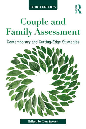 Couple and Family Assessment Contemporary and Cutting‐Edge Strategies book cover