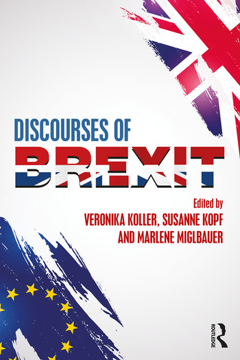Discourses of Brexit book cover