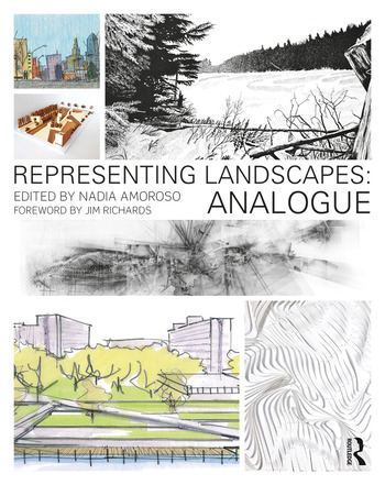 Representing Landscapes Analogue book cover