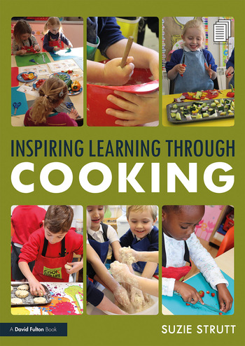Inspiring Learning Through Cooking book cover