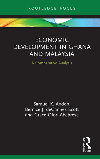 Economic Development in Ghana and Malaysia A Comparative Analysis book cover