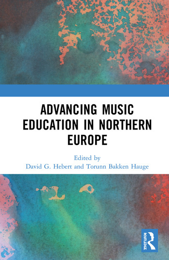 Advancing Music Education in Northern Europe book cover