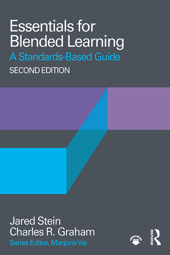 Essentials for Blended Learning, 2nd Edition A Standards-Based Guide book cover
