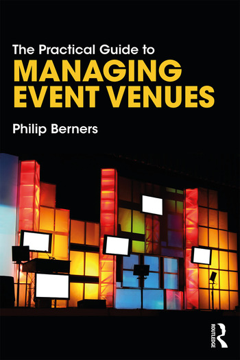 The Practical Guide to Managing Event Venues book cover