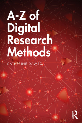A-Z of Digital Research Methods book cover