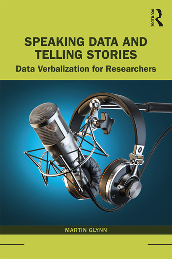Speaking Data and Telling Stories Data Verbalization for Researchers book cover