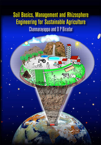 Soil Basics, Management and Rhizosphere Engineering for Sustainable Agriculture book cover