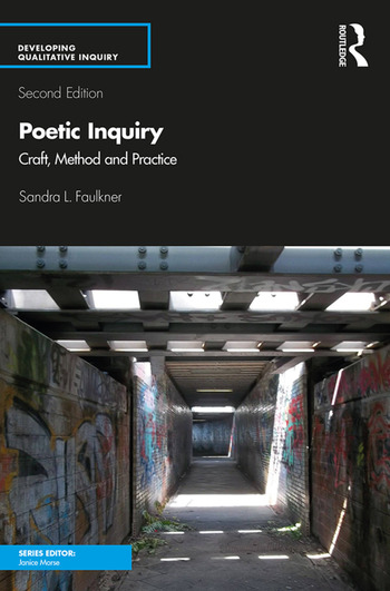 Poetic Inquiry Craft, Method and Practice book cover