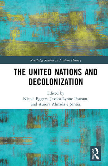 The United Nations and Decolonization book cover