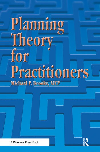 Planning Theory for Practitioners book cover