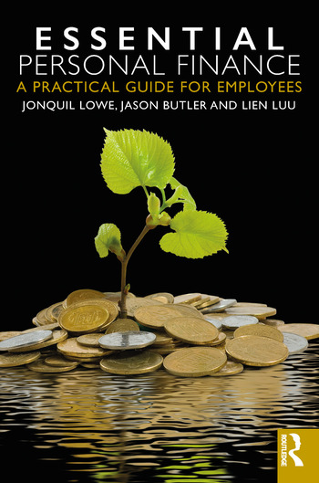 Essential Personal Finance A Practical Guide for Employees book cover