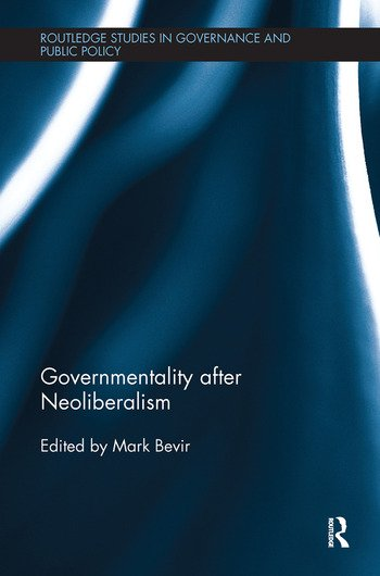 Governmentality after Neoliberalism book cover