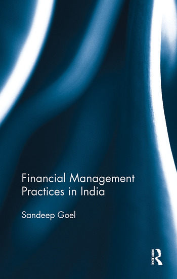 Financial Management Practices in India book cover