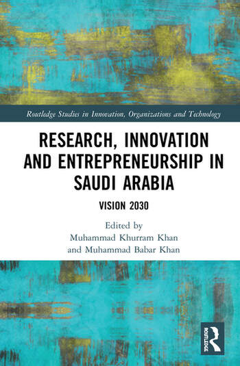 Research, Innovation and Entrepreneurship in Saudi Arabia Vision 2030 book cover