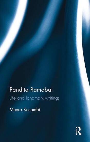 Pandita Ramabai Life and landmark writings book cover
