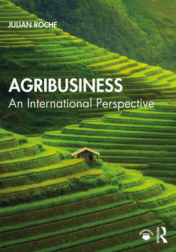 Agribusiness An International Perspective book cover