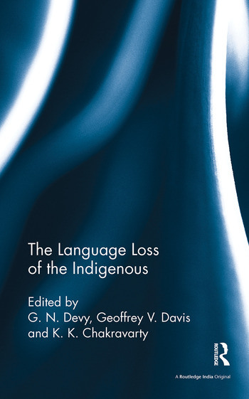 The Language Loss of the Indigenous book cover