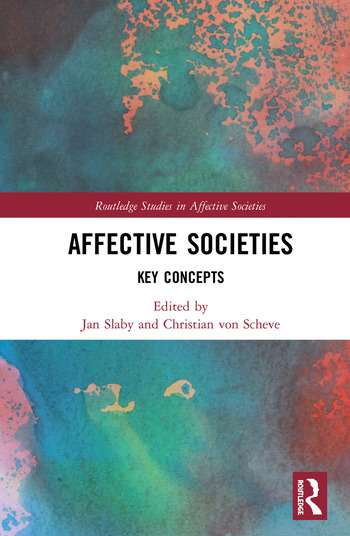 Affective Societies Key Concepts book cover