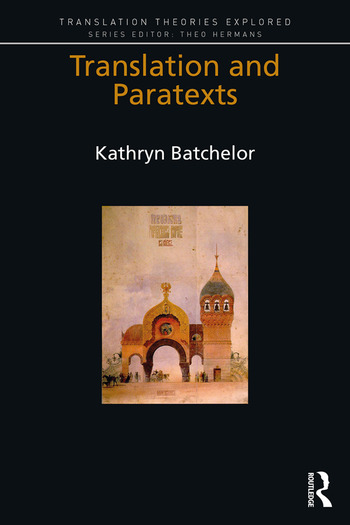 Translation and Paratexts book cover