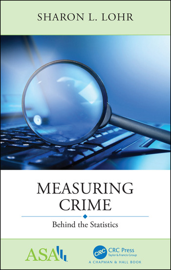 Measuring Crime Behind the Statistics book cover