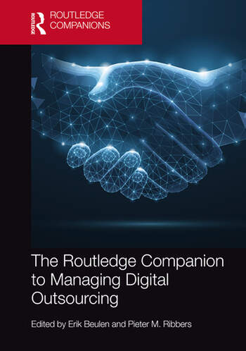 The Routledge Companion to Managing Digital Outsourcing book cover