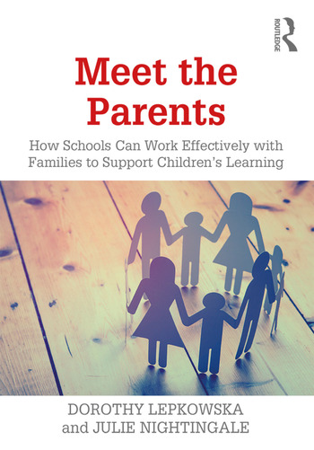 Meet the Parents How Schools Can Work Effectively with Families to Support Children's Learning book cover