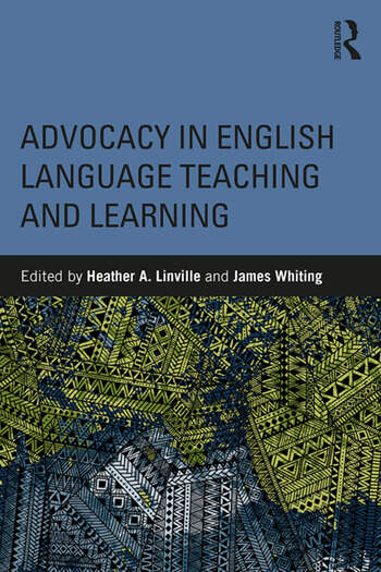 Advocacy in English Language Teaching and Learning book cover