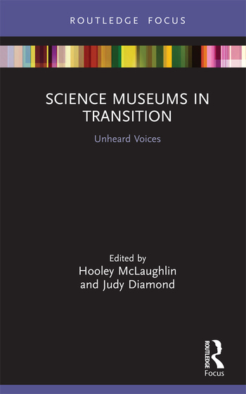 Science Museums in Transition Unheard Voices book cover