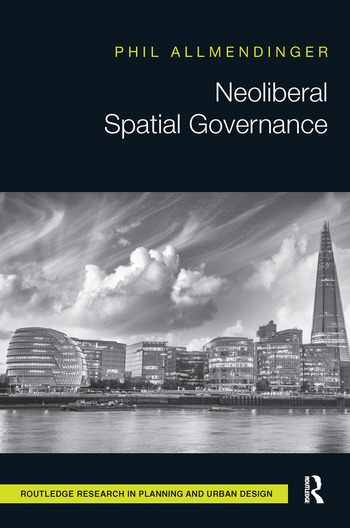 Neoliberal Spatial Governance book cover